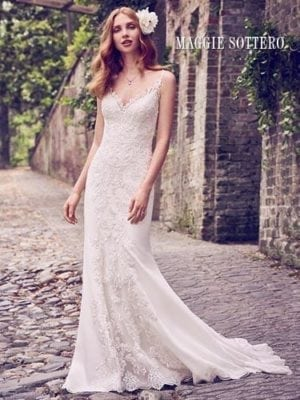 Maggie Sottero Kiandra 8MW509 Lace Wedding Dresses