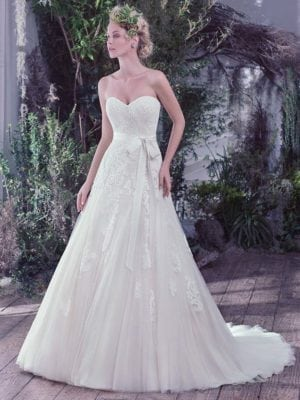 Maggie Sottero Lindsey 6MT760 Wedding Gown