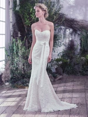 Maggie Sottero Lottie 6MS807 Wedding Gown