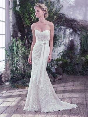 Maggie Sottero Lottie 6MS807 Wedding Gown