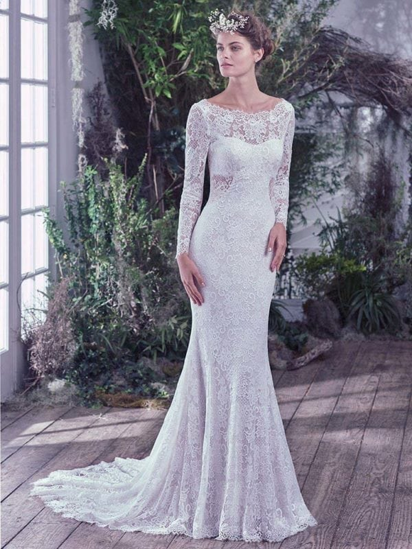 Maggie Sottero Mavis 6MW777 Wedding Gown