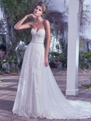 Maggie Sottero Mirelle 6MT765 Wedding Gown
