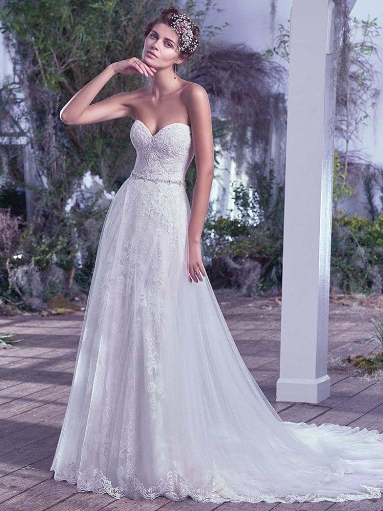 Maggie Sottero Mirelle 6MT765 Wedding Gown