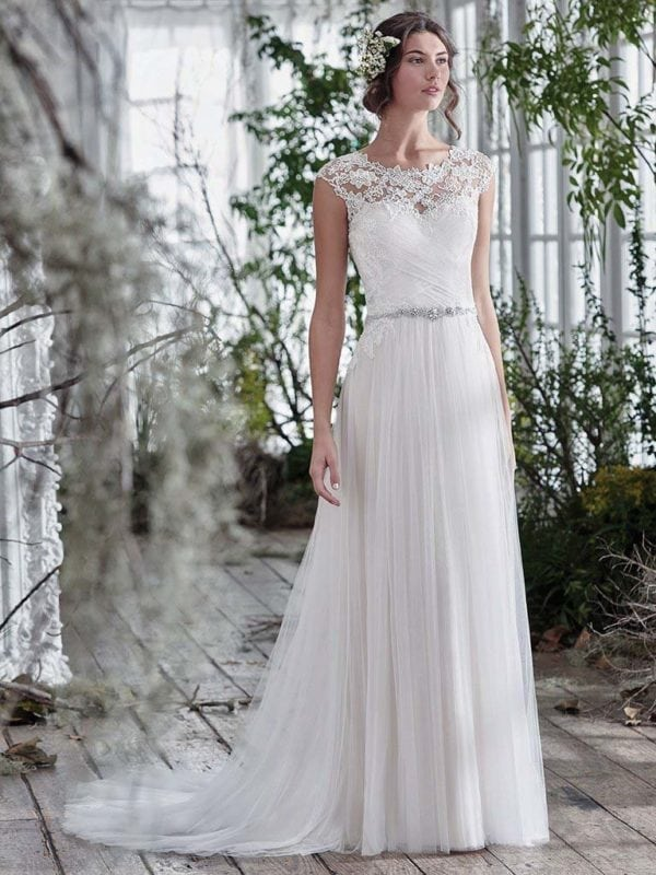 Maggie Sottero Patience Lynette 5MW154MCB Wedding Gown