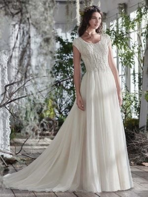 Maggie Sottero Sabina Marie 6MG826 Wedding Gown
