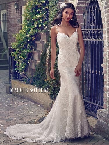 Maggie Sottero Teresa 8MW548 Lace Wedding Dress