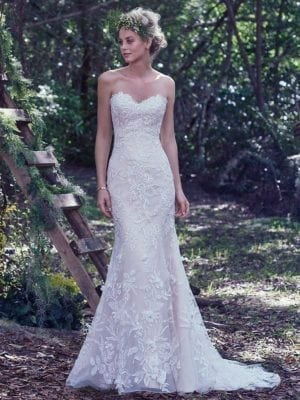 Maggie Sottero Trena 6MC751 Wedding Gown