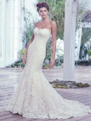 Maggie Sottero Valerie 6MW792 Wedding Gown