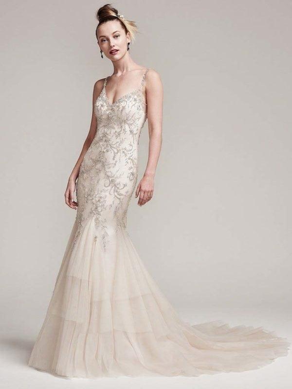 Sottero and Midgley Erin 6SR858 Wedding Dress