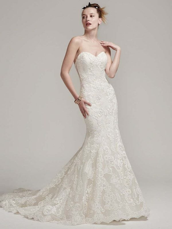 Sottero and Midgley Leona 6SW808 Wedding Gown