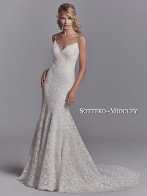 Sottero and Midgley Maxwell Rose 8SC571 Bridal Gown