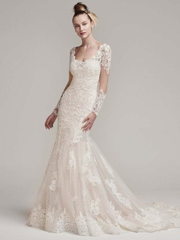 Sottero and Midgley Melrose 6SC764 Wedding Gown