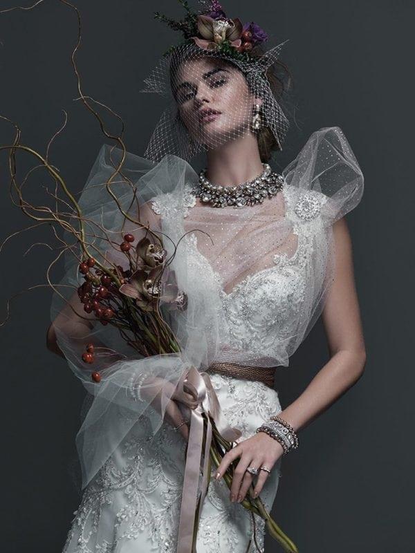 Sottero and Midgley Monticella 5SR604 Wedding Gown