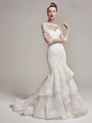 Sottero and Midgley Moriah 6SW780 Wedding Gown