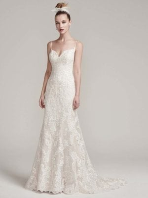 Sottero and Midgley Parker 6SW784 Wedding Gown
