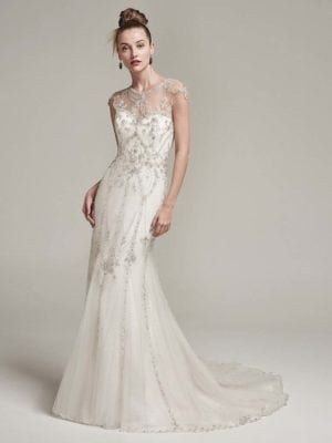 Sottero and Midgley Syanne 6SW857 Bridal Gown