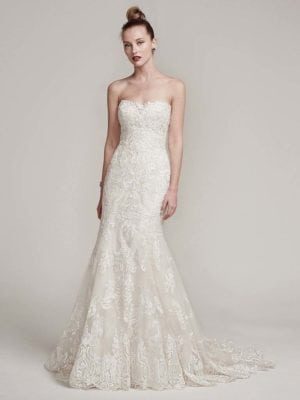 Sottero and Midgley Tessa 6ST841 Wedding Gown