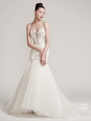Sottero and Midgley Thaylia 6SR848 Bridal Gown
