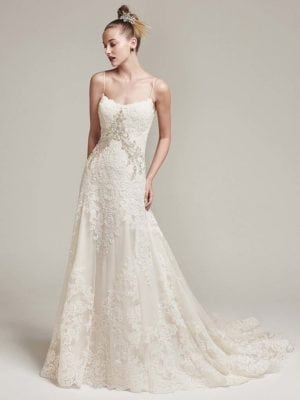 Sottero and Midgley Walker Rose 6SR796 Bridal Gown