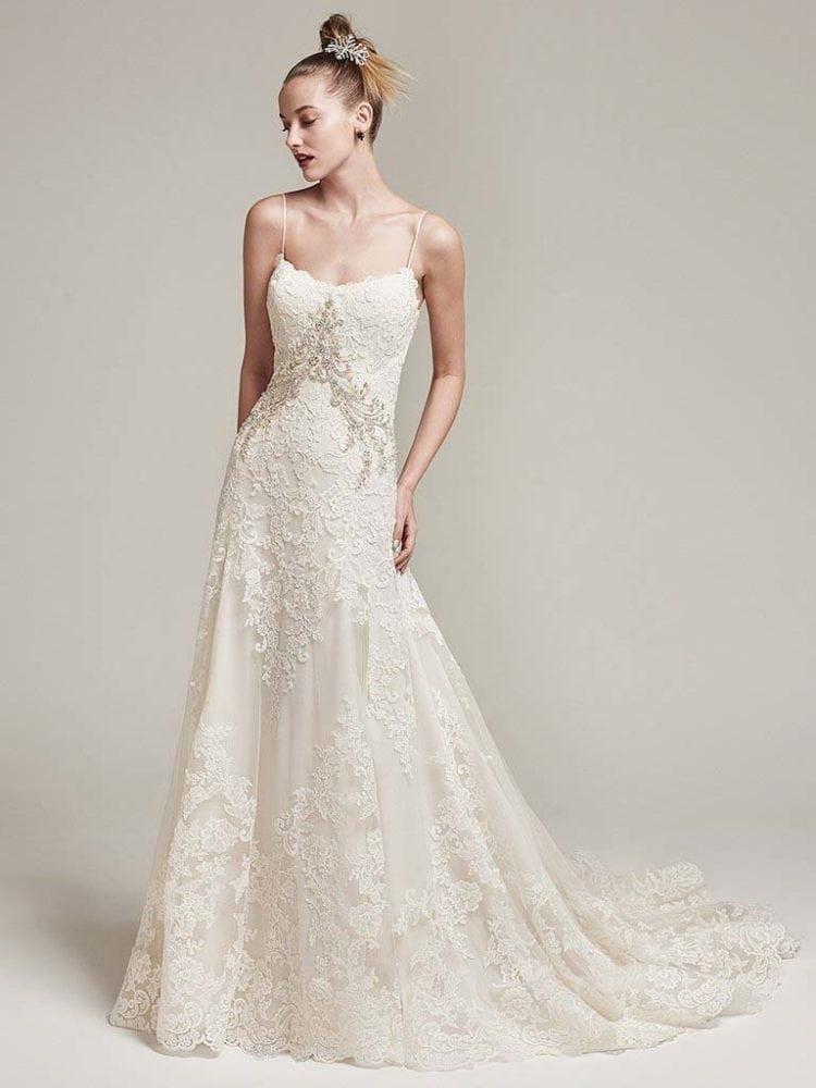 Sottero and Midgley Walker Rose 6SR796 Bridal Gown