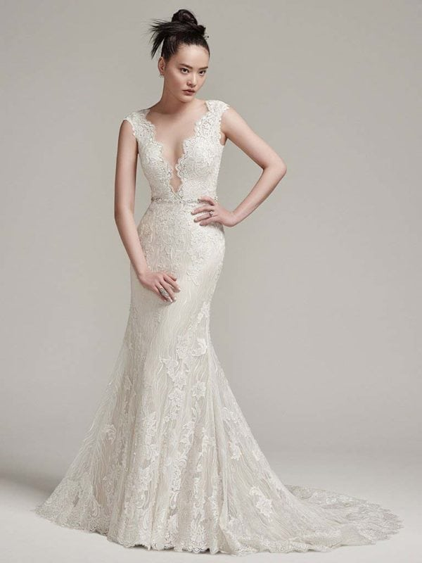 Sottero and Midgley Wyatt 6SW767 Bridal Gown