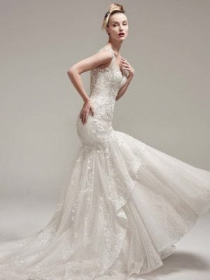 Sottero and Midgley Zanetta 6SR860 Bridal Gown