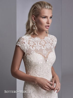 Sottero and Midgley Zayn Rose 8SC572