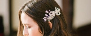 10 Wedding Hair Accessories We're Presently Crushing On