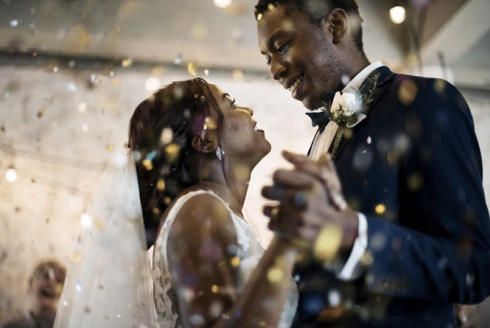 Newlyweds Dancing - How to Make Your Wedding as Unique as Your Love