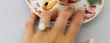 Why We're in Love With Opal Engagement Rings