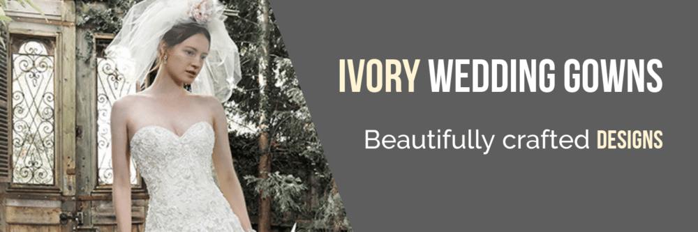 Ivory Wedding Dresses - Fort Lauderdale Wedding Shop