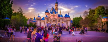 disneyland park castle 380x150 - Want to Visit Disneyland on Your Honeymoon? Here's How to Make the Most of It