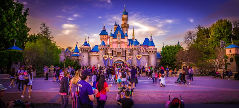 disneyland park castle - Want to Visit Disneyland on Your Honeymoon? Here's How to Make the Most of It