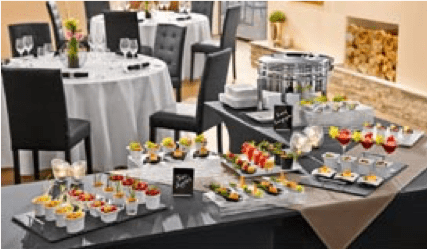 Vega Direct Buffet - Things You Should Never DIY for Your Wedding
