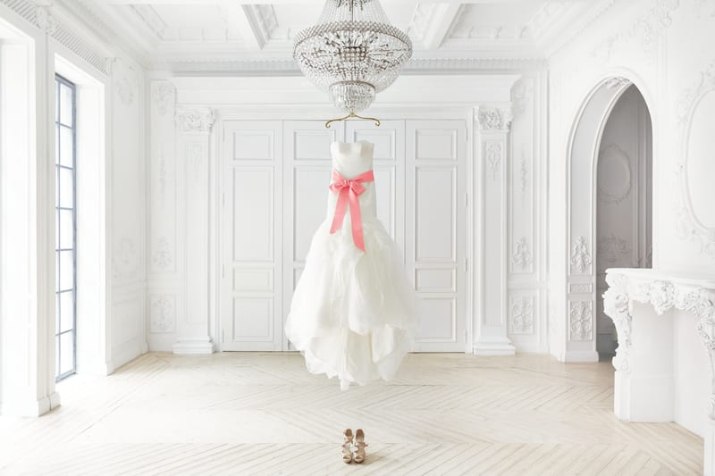 Wedding Dress White Marriage Fashion - Thinking Ahead: 4 Ideas on What to Do with Your Dress After the Wedding