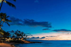 Maui 300x200 - 3 Beach Destinations for the Perfect Romantic Honeymoon