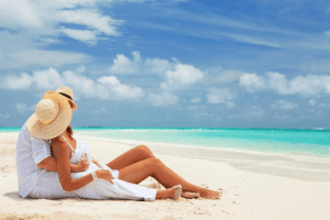 Happy Honeymoon 300x200 - 3 Reasons Why You Should Honeymoon During the Off-Season