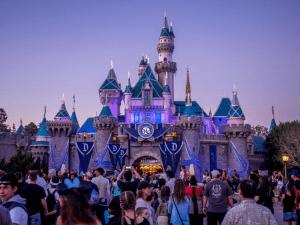 Magic Kingdom 300x225 - 4 Destinations for Fun-Loving Honeymooners