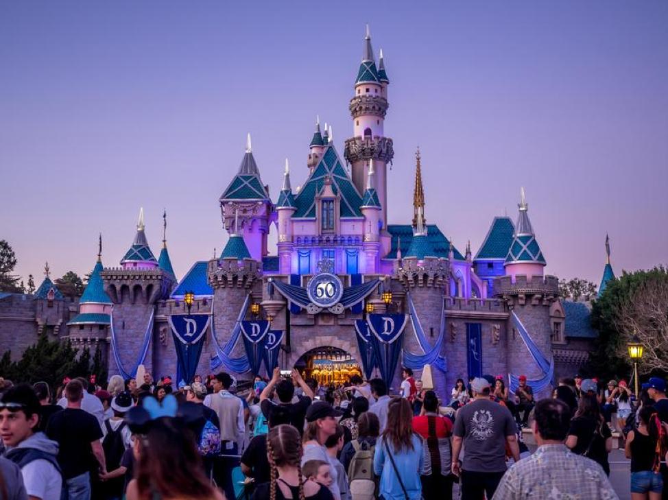 Magic Kingdom - 4 Destinations for Fun-Loving Honeymooners