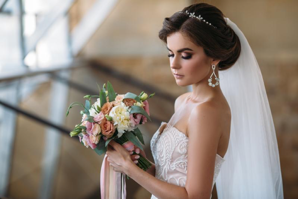 Beautiful Bride - Bridal Hair Styling Tips for Your Big Day