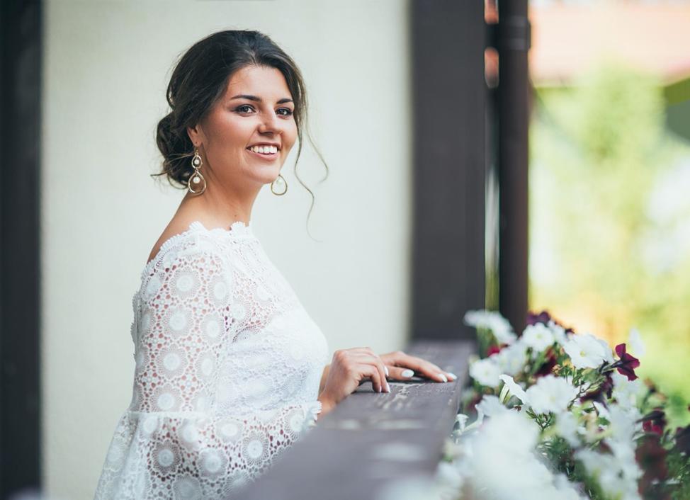Smiling Bride - Bridal Shop Fort Lauderdale
