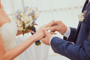 Ring Ceremony 300x200 - Is Your Wedding Accessible for Disabled Guests?