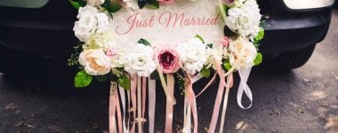 image 0 3 380x150 - Just Married — Important Details to Keep in Mind About Your Wedding Reception Exit