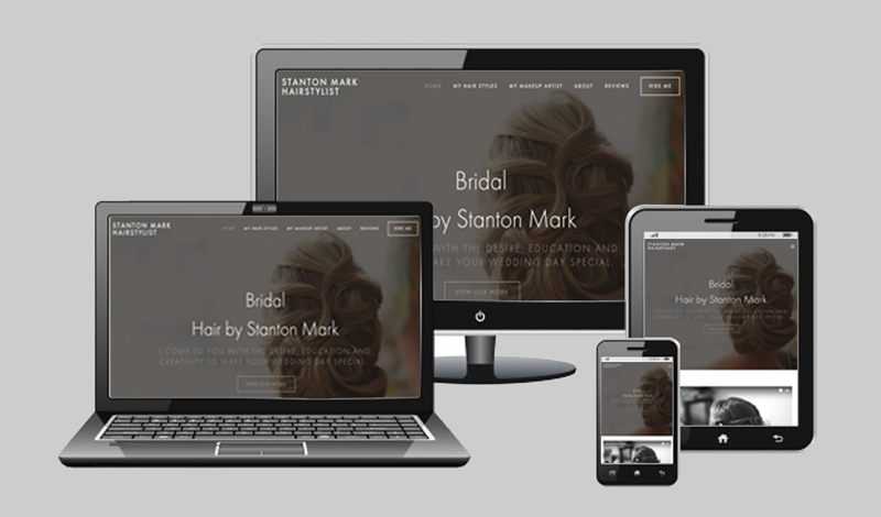 responsive web design fort lauderdale - Preferred Wedding Vendors